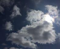 Nuvens 019 Imagens de Stock
