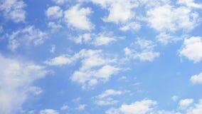 Nuvens video estoque