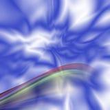 Nuvens abstratas Imagens de Stock