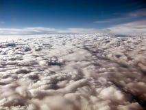 Nuvens celestiais fotos de stock royalty free