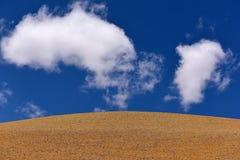 Nuvens da neve de China Tibet Fotos de Stock Royalty Free