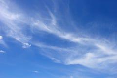 Nuvens de fumo Imagem de Stock Royalty Free