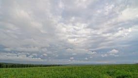 Nuvens de Timelapse, HD COMPLETO video estoque