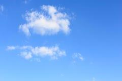 Nuvens e céu fotografia de stock royalty free