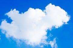 Nuvens e céus Fotos de Stock
