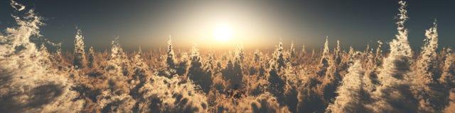 Nuvens e sol, céu bonito com nuvens Imagens de Stock Royalty Free