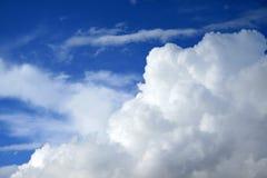 Nuvens macias imagens de stock royalty free