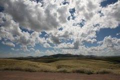 Nuvens macias 2 Imagens de Stock