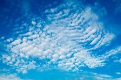 Nuvens macias Foto de Stock