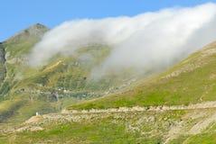 Nuvens na passagem no.1 Foto de Stock Royalty Free