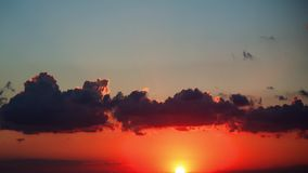 Nuvens no céu filme