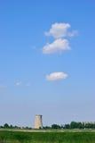Nuvens simples Fotografia de Stock Royalty Free