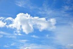 Nuvola Immagini Stock Libere da Diritti