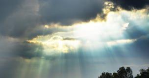nuvola del cielo Fotografia Stock Libera da Diritti