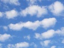Nuvola del cuore Fotografia Stock
