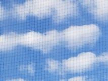 Nuvola del cuore fotografia stock libera da diritti