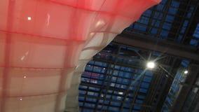Nuvola di Fuksas Roma Convention Center almacen de video