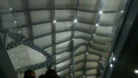 Nuvola di Fuksas Roma Convention Center metrajes