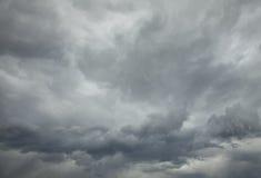 Nuvola di tempesta Fotografia Stock Libera da Diritti