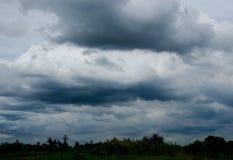 Nuvola di tempesta Immagine Stock Libera da Diritti