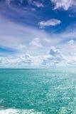 Nuvola e cielo dell'oceano. Fotografia Stock Libera da Diritti