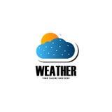 Nuvola Logo Vector Fotografie Stock Libere da Diritti