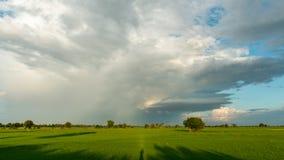 Nuvola in Tailandia Fotografia Stock Libera da Diritti