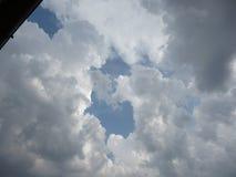 Nuvole Lizenzfreies Stockbild