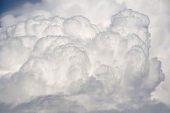 Nuvole Fotografia Stock