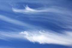 Nuvole Fotografia Stock Libera da Diritti