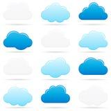 Nuvole Immagini Stock Libere da Diritti