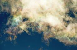 Nuvole fotografie stock libere da diritti