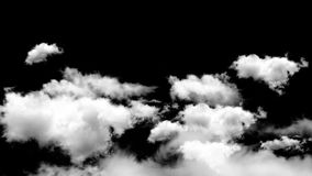 Nuvole 02 Fotografie Stock Libere da Diritti