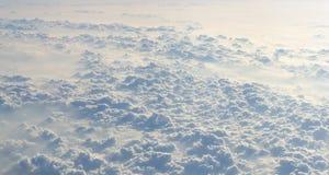 Nuvole Fotografie Stock