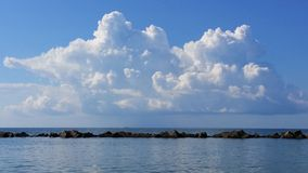 Nuvole Fotografia de Stock Royalty Free