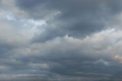 Nuvole 7 Immagine Stock