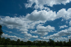 Nuvole 5 Immagine Stock Libera da Diritti