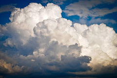 Nuvole - clouds Stock Images