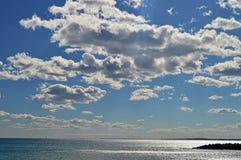 nuvole 3D Fotografia Stock