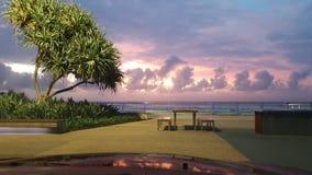 Nuvole dell'istantaneo della Gold Coast Immagini Stock