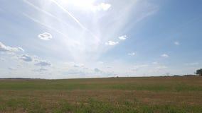 Nuvole della freccia fotografie stock
