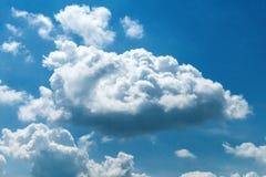 Nuvole di pioggia Fotografia Stock Libera da Diritti