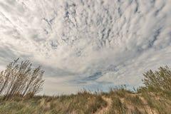 Nuvole di stupore di Mammatus fotografia stock libera da diritti