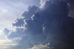 Nuvole di tempesta Immagine Stock Libera da Diritti