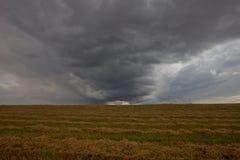 Nuvole di tempesta. Immagini Stock Libere da Diritti