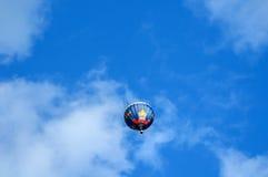 Nuvole drammatiche del cielo nuvoloso - sfondo naturale Fotografie Stock