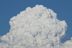 Nuvole piroclastiche dal re Fir fotografia stock