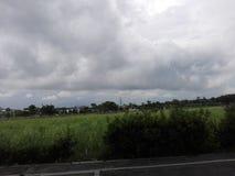 nuvoloso Immagini Stock