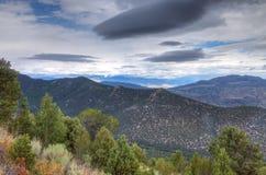 NV-Great Basin National Park-Osceola Ditch Trail stock image