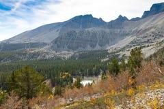 NV-Great Basin National Park-Wheeler Peak Royalty Free Stock Photos